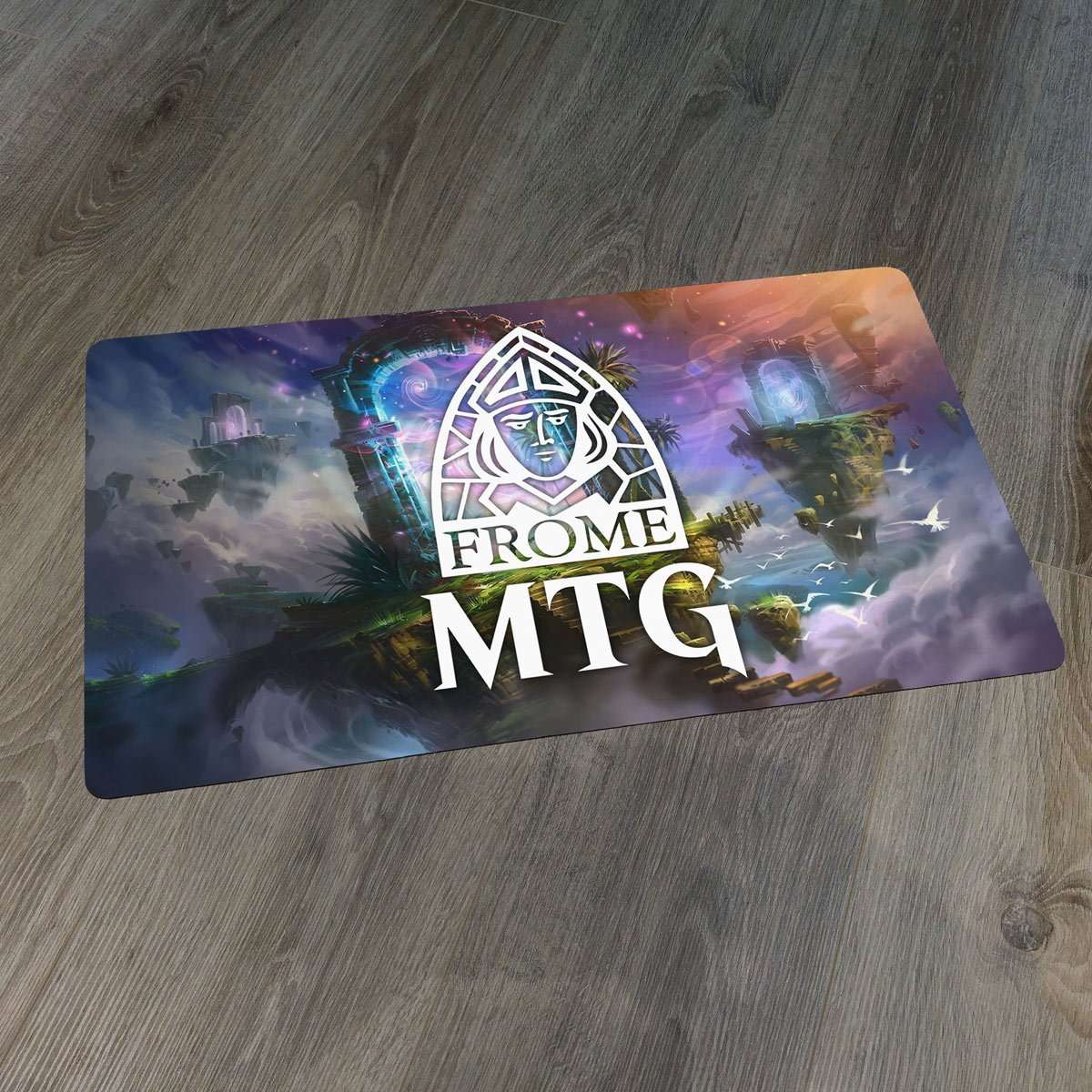 Custom Playmat Printing