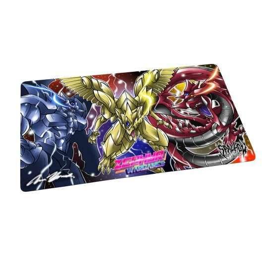 Yu Gi Oh Limited Edition Playmat Zephyr Wargames
